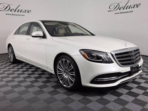 2020 Mercedes-Benz S-Class for sale at DeluxeNJ.com in Linden NJ