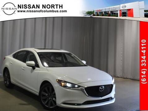 2019 Mazda MAZDA6 for sale at Auto Center of Columbus in Columbus OH