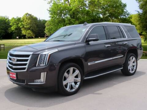 2016 Cadillac Escalade for sale at Ron Carter  Clear Lake Used Cars in Houston TX