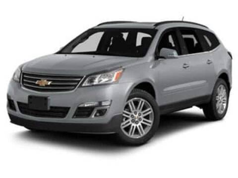 2014 Chevrolet Traverse for sale at Griffeth Mitsubishi - Pre-owned in Caribou ME