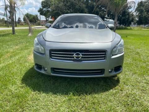 2009 Nissan Maxima for sale at AM Auto Sales in Orlando FL