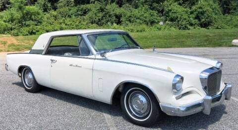 1962 Studebaker Gran Turismo for sale at Classic Car Deals in Cadillac MI