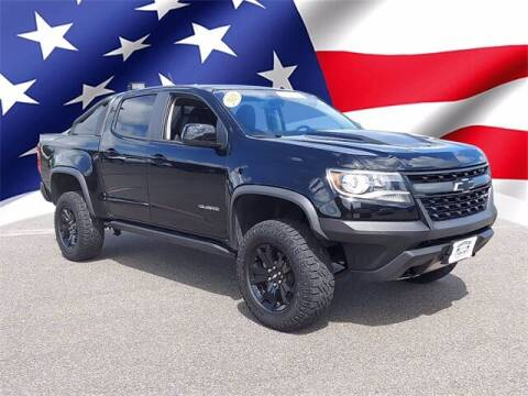2018 Chevrolet Colorado for sale at Gentilini Motors in Woodbine NJ