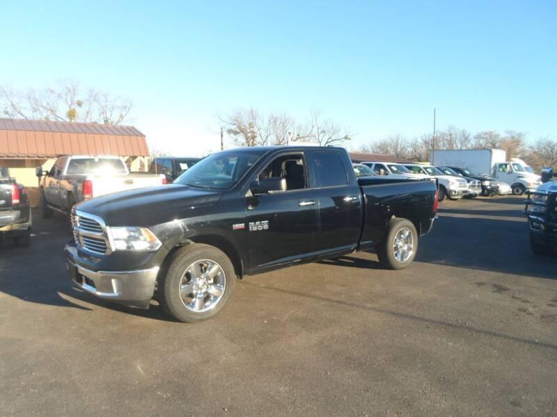 2013 RAM Ram Pickup 1500 for sale at 277 Motors in Hawley TX
