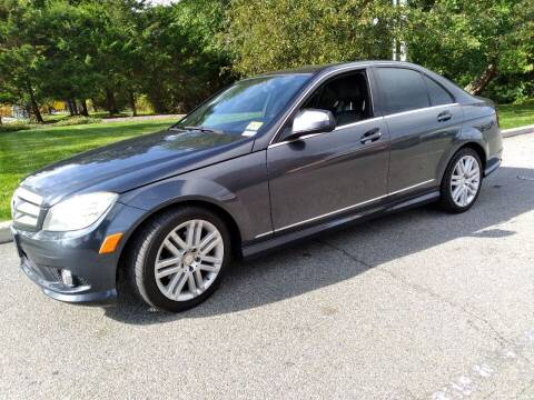 2009 Mercedes-Benz C-Class for sale at Jan Auto Sales LLC in Parsippany NJ