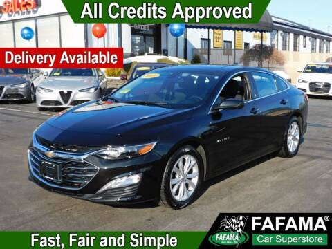 2019 Chevrolet Malibu for sale at FAFAMA AUTO SALES Inc in Milford MA
