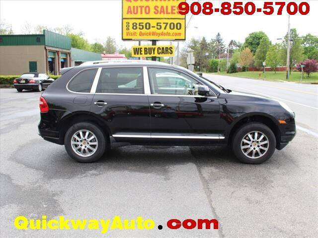 2008 Porsche Cayenne for sale at Quickway Auto Sales in Hackettstown NJ