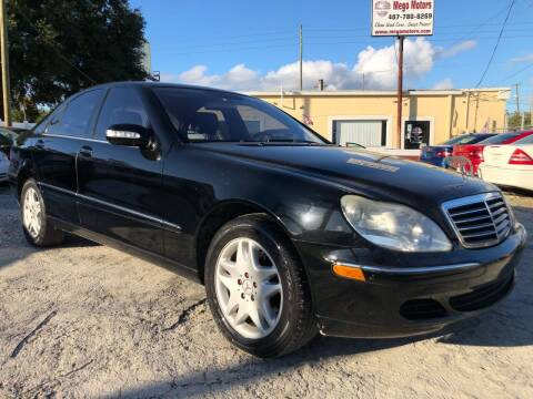 2006 Mercedes-Benz S-Class for sale at Mego Motors in Orlando FL