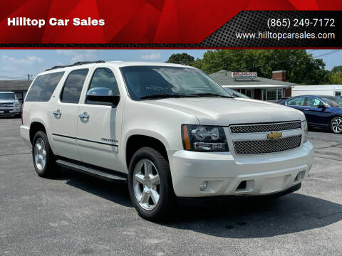 2013 Chevrolet Suburban for sale at Hilltop Car Sales in Knoxville TN