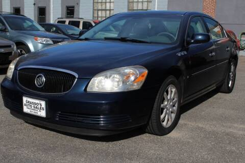 2008 Buick Lucerne for sale at Grasso's Auto Sales in Providence RI