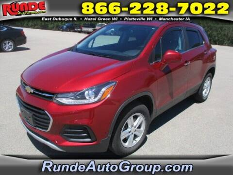 2018 Chevrolet Trax for sale at Runde PreDriven in Hazel Green WI