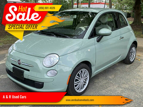 2013 FIAT 500 for sale at A & R Used Cars in Clayton NJ