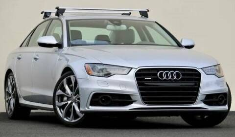 2012 Audi A6 for sale at MS Motors in Portland OR