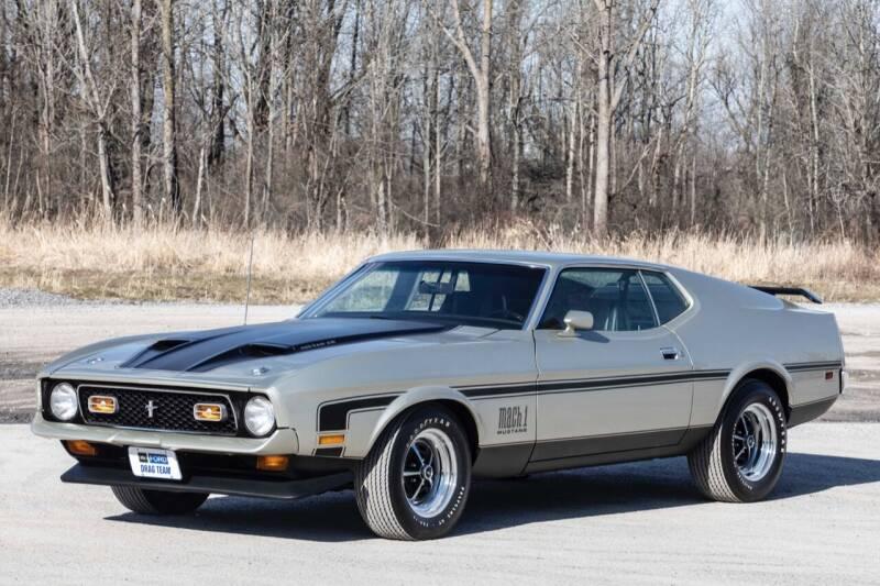 1971 Ford Mustang Mach 1 - West Seneca NY
