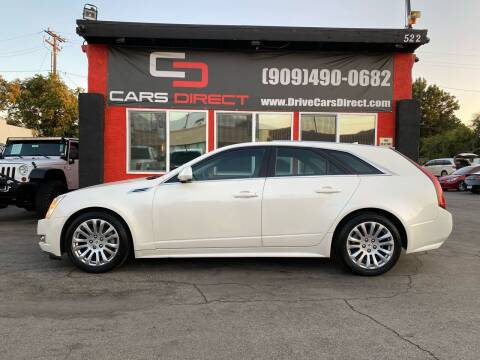 2010 Cadillac CTS for sale at Cars Direct in Ontario CA