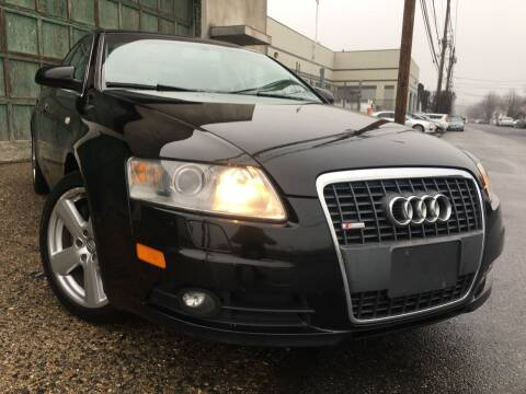 2008 Audi A6 for sale at Illinois Auto Sales in Paterson NJ