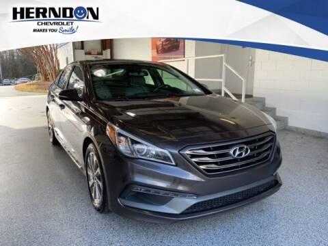 2016 Hyundai Sonata for sale at Herndon Chevrolet in Lexington SC