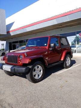 2010 Jeep Wrangler for sale at Carz Unlimited in Richmond VA
