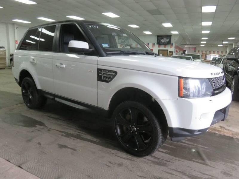2012 Land Rover Range Rover Sport for sale at US Auto in Pennsauken NJ