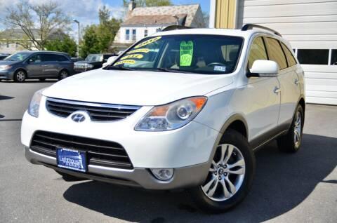 2012 Hyundai Veracruz for sale at Lighthouse Motors Inc. in Pleasantville NJ