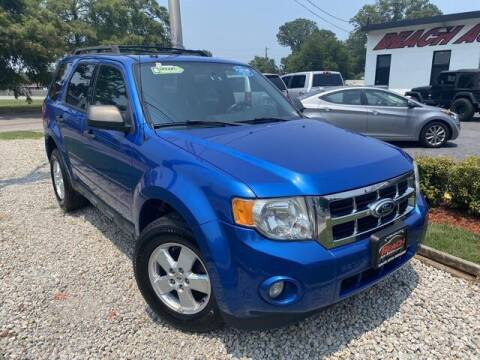 2012 Ford Escape for sale at Beach Auto Brokers in Norfolk VA