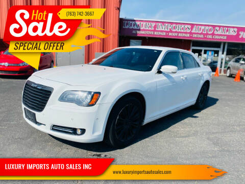 2013 Chrysler 300 for sale at LUXURY IMPORTS AUTO SALES INC in North Branch MN