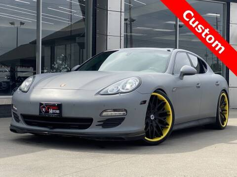 2011 Porsche Panamera for sale at Carmel Motors in Indianapolis IN