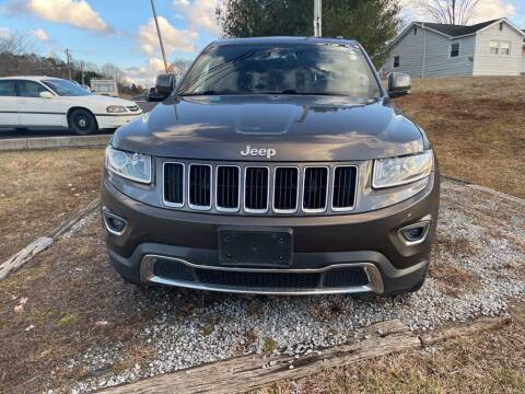 2014 Jeep Grand Cherokee for sale at Mr. D's Automotive in Piney Flats TN