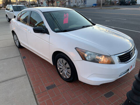 2009 Honda Accord for sale at Viscuso Motors in Hamden CT
