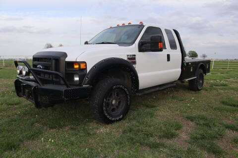 2008 Ford F-250 Super Duty for sale at Liberty Truck Sales in Mounds OK