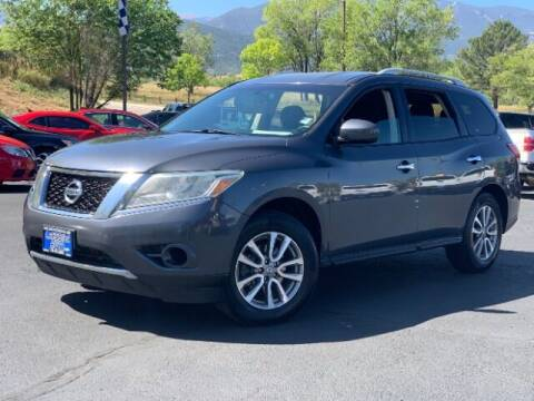 2013 Nissan Pathfinder for sale at Lakeside Auto Brokers in Colorado Springs CO