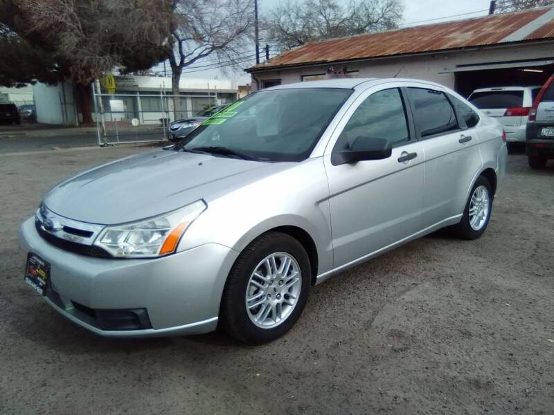 2010 Ford Focus for sale at Larry's Auto Sales Inc. in Fresno CA