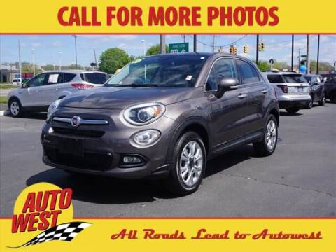 2016 FIAT 500X for sale at Autowest of Plainwell in Plainwell MI
