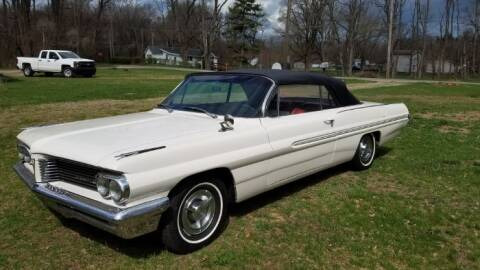1962 Pontiac Catalina for sale at Haggle Me Classics in Hobart IN