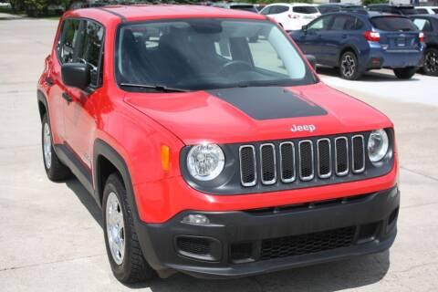 2015 Jeep Renegade for sale at Sandusky Auto Sales in Sandusky MI