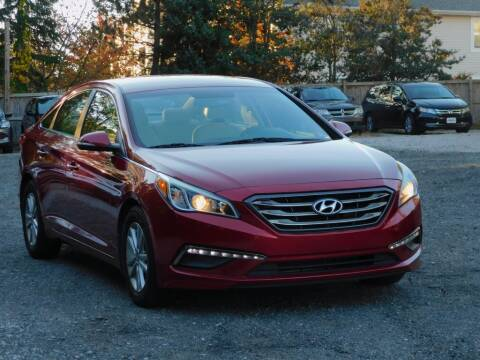2016 Hyundai Sonata for sale at Prize Auto in Alexandria VA