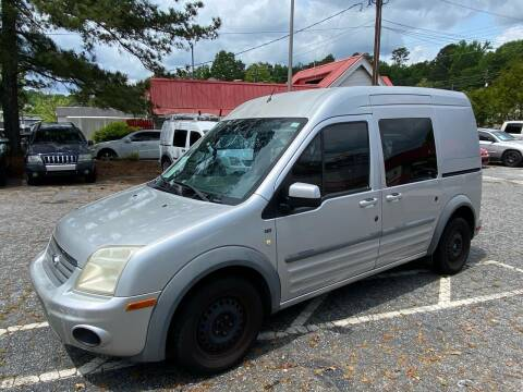 2011 Ford Transit Connect for sale at Car Online in Roswell GA