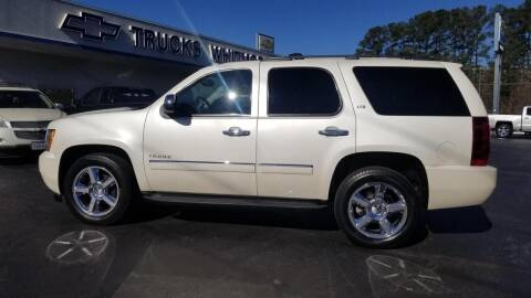 2011 Chevrolet Tahoe for sale at Whitmore Chevrolet in West Point VA
