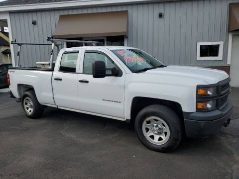 2014 Chevrolet Silverado 1500 for sale at Carroll Street Auto - Carroll St. Auto Annex Sales & Service in Manchester NH