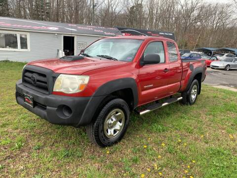 2009 Toyota Tacoma for sale at Manny's Auto Sales in Winslow NJ
