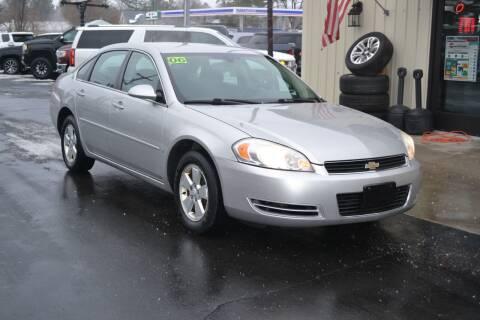 2006 Chevrolet Impala for sale at Nick's Motor Sales LLC in Kalkaska MI