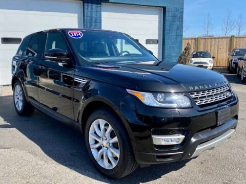 2014 Land Rover Range Rover Sport for sale at Saugus Auto Mall in Saugus MA