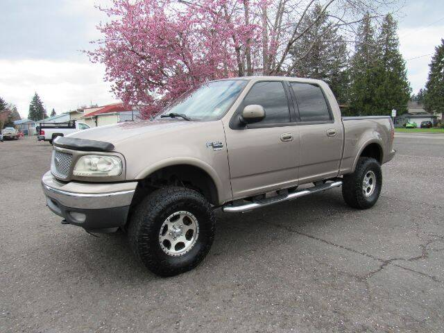 2003 Ford F-150 for sale at Triple C Auto Brokers in Washougal WA