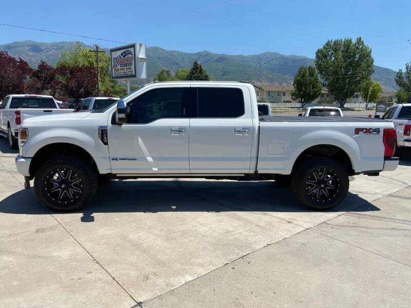 2020 Ford F-250 Super Duty for sale at Haacke Motors in Layton UT