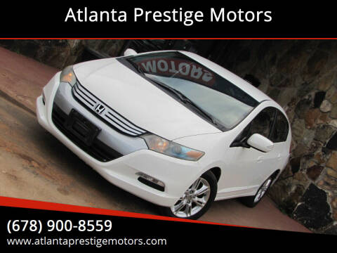 2011 Honda Insight for sale at Atlanta Prestige Motors in Decatur GA