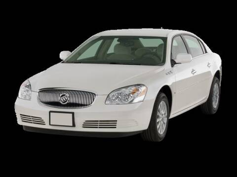 2007 Buick Lucerne for sale at Budget Motors in Sioux City IA