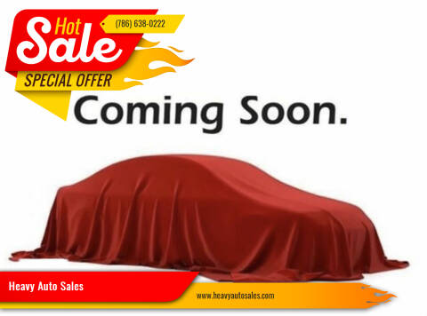 2009 Dodge Challenger for sale at Heavy Auto Sales in Miami FL