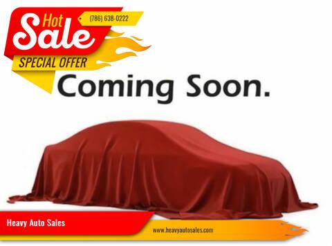 2020 Nissan Maxima for sale at Heavy Auto Sales in Miami FL