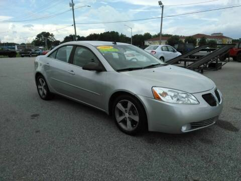 2008 Pontiac G6 for sale at Kelly & Kelly Supermarket of Cars in Fayetteville NC