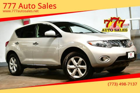 2010 Nissan Murano for sale at 777 Auto Sales in Bedford Park IL